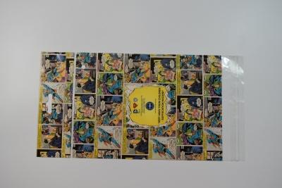 PE卡通印刷自粘袋