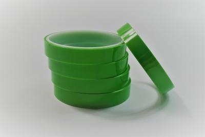 高温绿胶 浅绿色