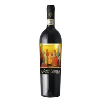 艺术贵族红葡萄酒