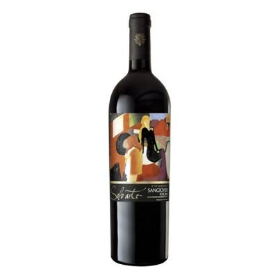 艺术极限红葡萄酒