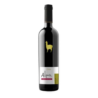金羊驼 精选级 赤霞珠 红葡萄酒