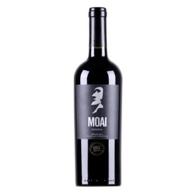 巨人莫亚珍藏美乐红葡萄酒