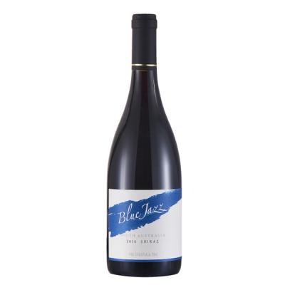 蓝爵西拉红葡萄酒2016