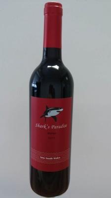 鲨鱼乐园西拉红葡萄酒
