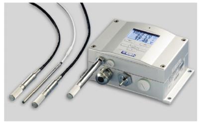 PTU300压力、湿度和温度一体变送器
