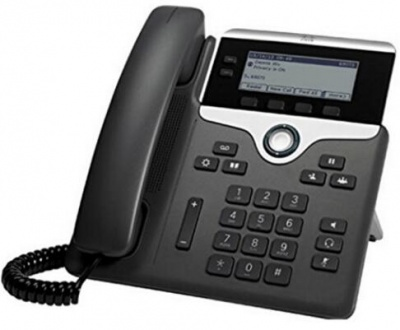 思科(cisco)企业级IP电话CP-7821-K9