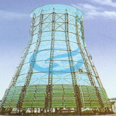 循环水自然通风冷却塔