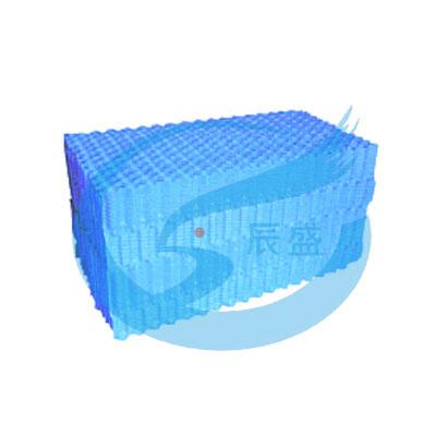复合波淋水填料