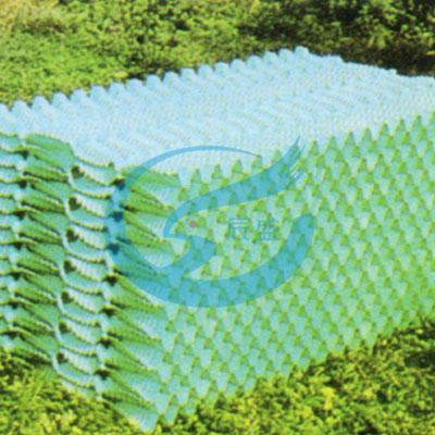 双斜波塑料淋水填料