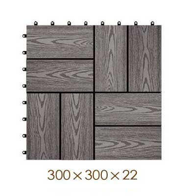 DIY拼接地板YQ05