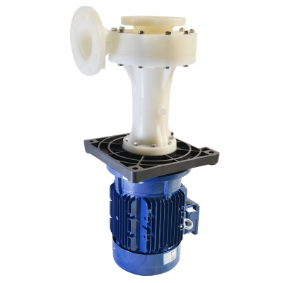 YTDK-100SK-155NF-槽外立式泵 PVDF