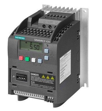 西门子V20系列6SL3210-5BE25-5UV0 5.5千瓦无内置滤波器变频器