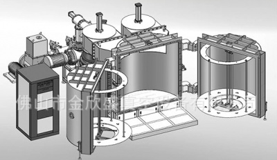 树脂钻 蒸发真空镀膜机专业镀膜技术提供散件镀膜加工表面镀膜