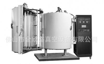 佛山金欣盛真空镀膜设备生产厂家提供真空镀铝聚脂薄膜真空镀膜机