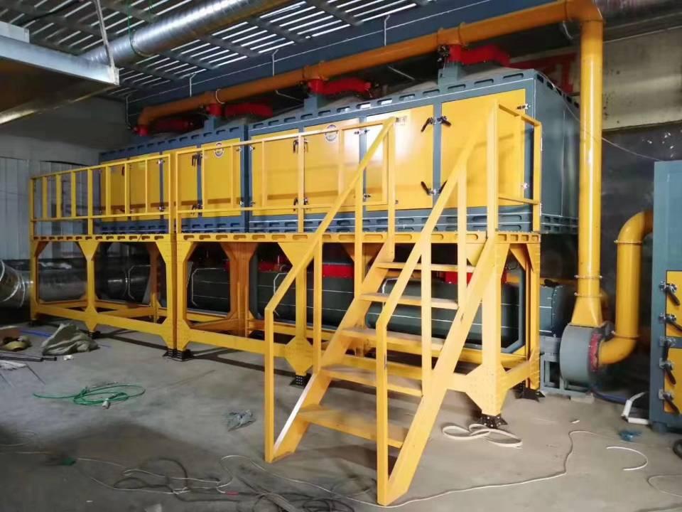 催化燃烧设备(ROT)