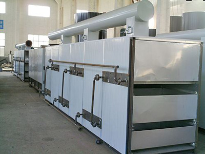 干燥设备发展迅速之因:自主研发 政策支持