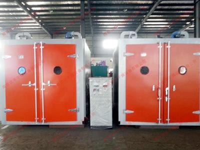 工業烘箱的防爆設計及超溫控制