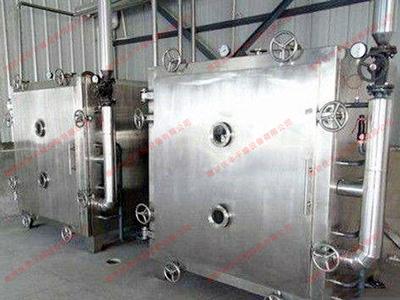 片劑真空干燥設備四大主要特點