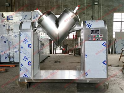 V型混合機的結構分析及安裝指南