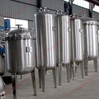 各种不锈钢储罐定制 不锈钢储液罐 搅拌罐