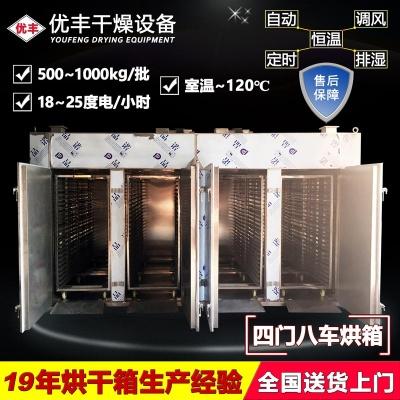 CT-C-IV型/RXH-54-C型热风循环烘箱/四门八车烘箱