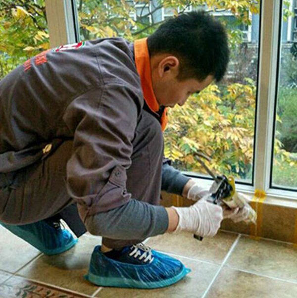 为什么瓷砖要用填缝剂