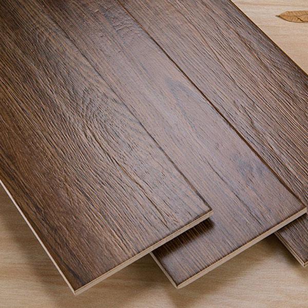 木纹砖的美缝效果