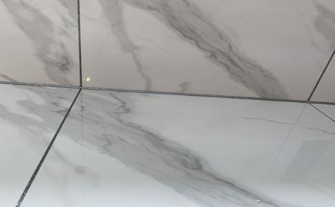 灰色地板磚要配什么美縫顏色?