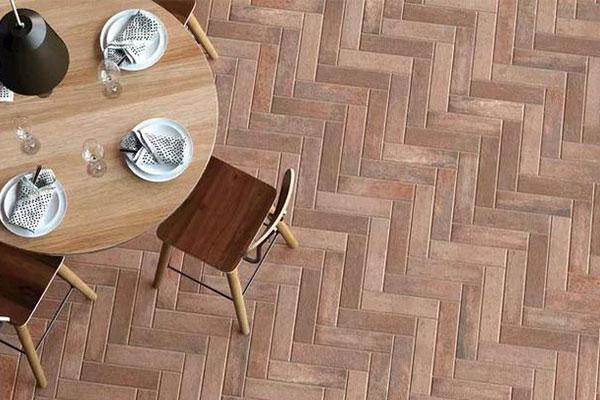 木纹砖美缝剂效果图
