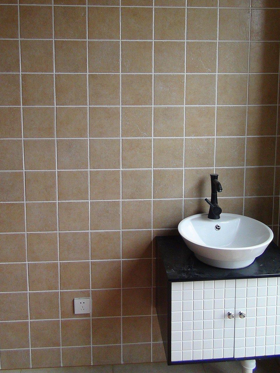 洗手池美缝剂效果图