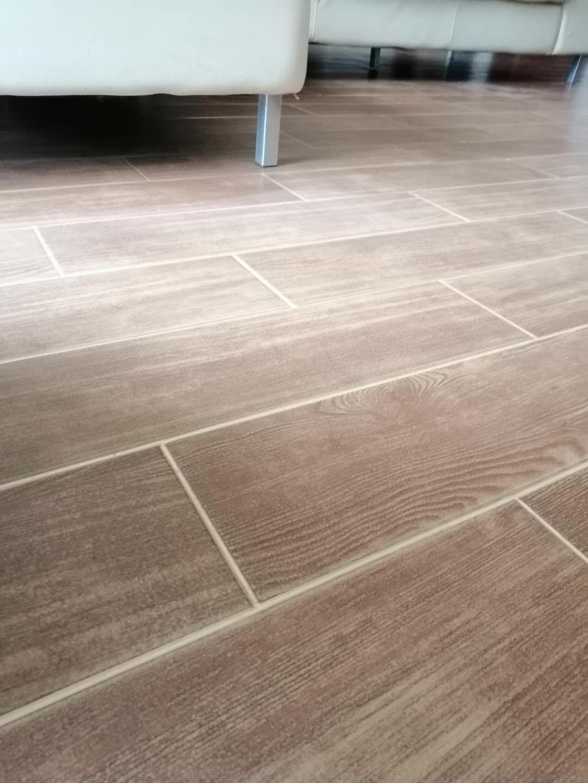 木紋磚美縫劑效果圖-南京保利天悅