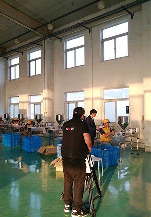 美缝剂厂家工厂照片