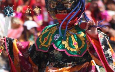 """奢享""""雷龙之国""""—不丹神秘庆典8日深度探秘"""