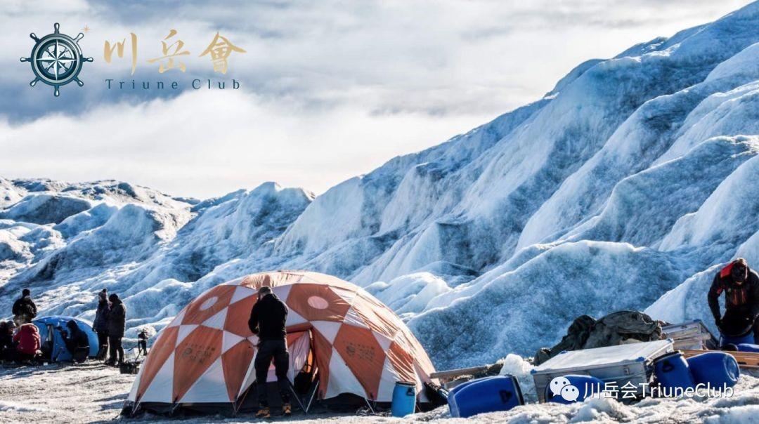 巅峰穿越 - 格陵兰冰盖自驾横穿远征12日
