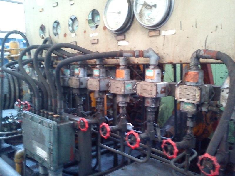 CCS压力开关在压缩机行业的应用