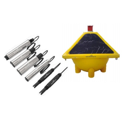 美国WDM小型水质监测浮标