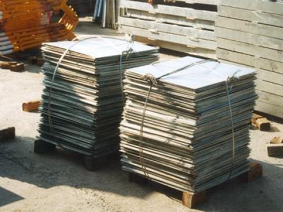 四方底板 Steel Pad Plate