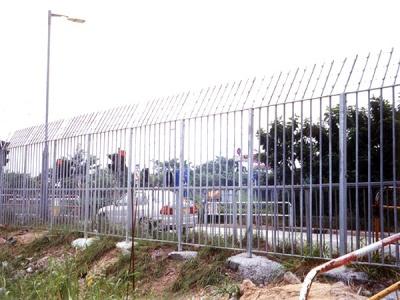 渠務處水房欄河   Railing for DSD Pump Station