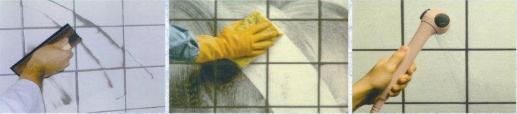填缝剂常见问题分析及解决方法