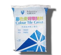 彩色瓷砖填缝剂20KG