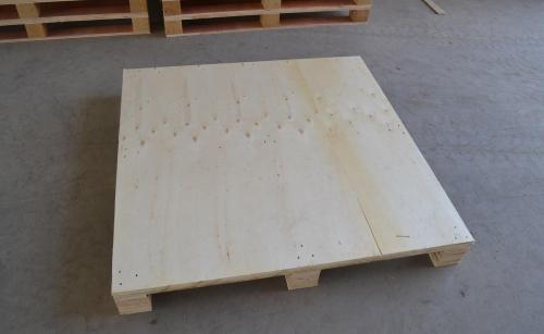 木托盘防变色的处理方法