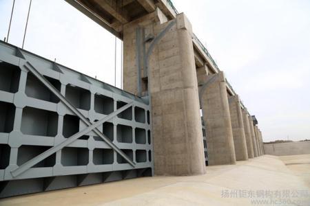 铸铁闸门的试验方法与检验规则