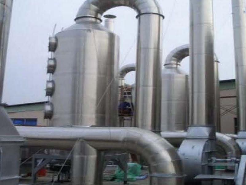 鹽城大豐港中再生廢物氣處理項目
