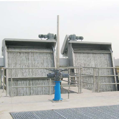 LF型回转式格栅除污机