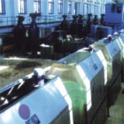 ZSB型轉刷網篦式清污機