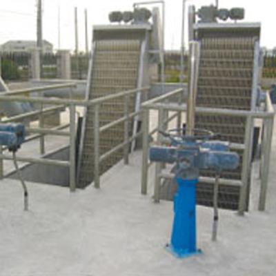 CF型回转式固液分离机