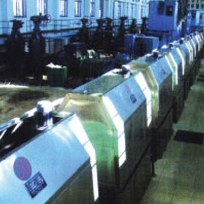 ZSB型转刷网篦式清污机