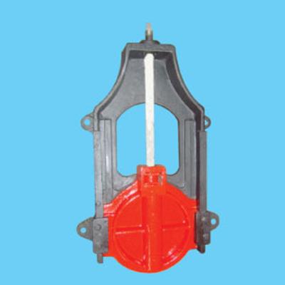 AXF型暗杆式铸铁镶铜方闸门