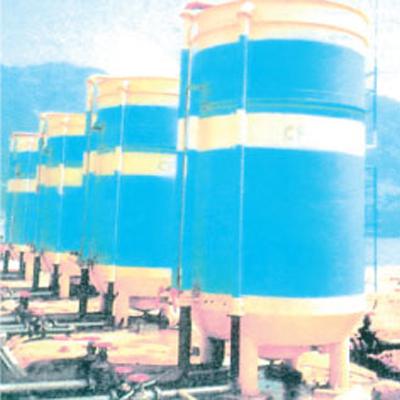 CF型飲用水除氟設備