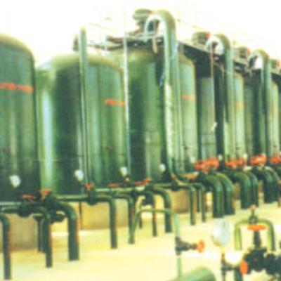 YXS系列游泳池水处理设备